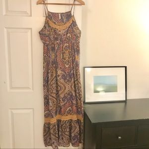Empire waist sundress